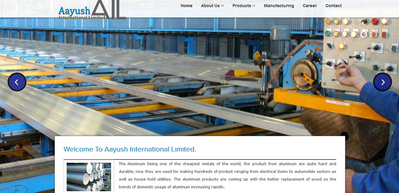 Aayush International