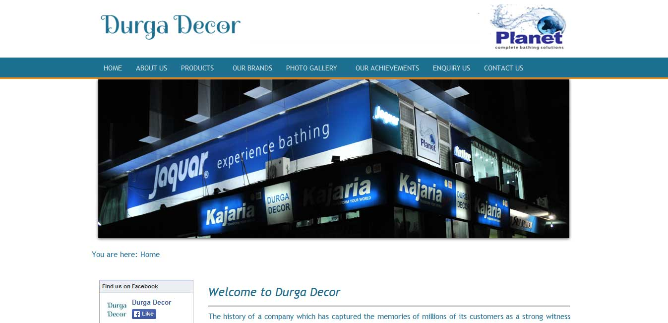 Durga Decor