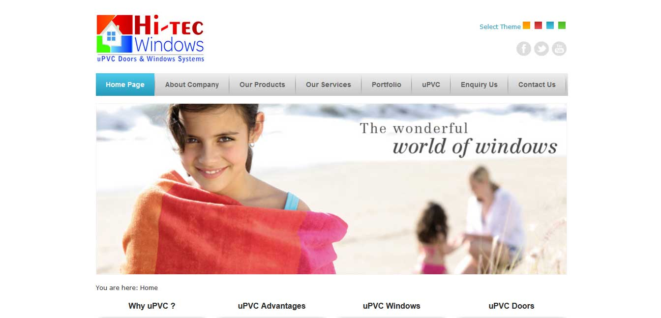 Hitec Windows