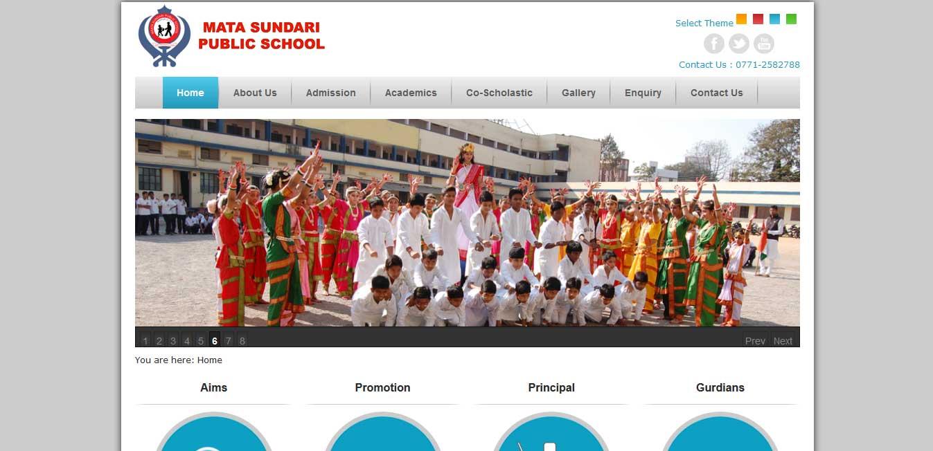 Mata Sundari Public School