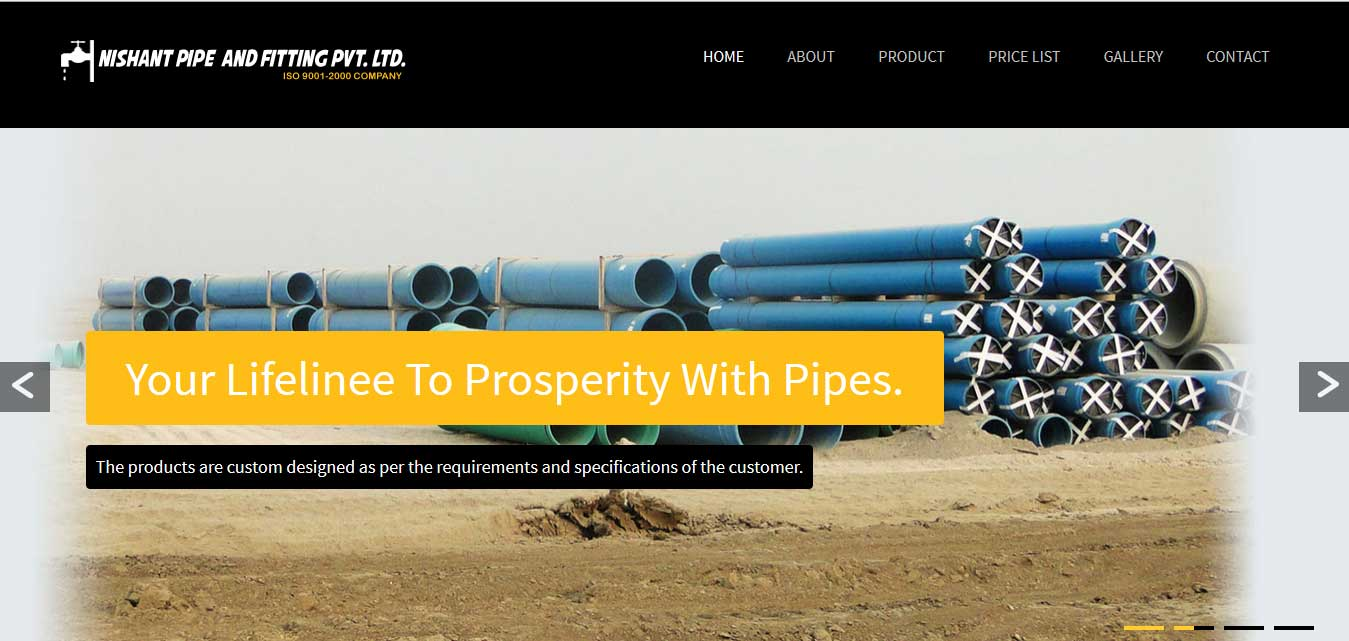 Nishan Pipe & Fitting