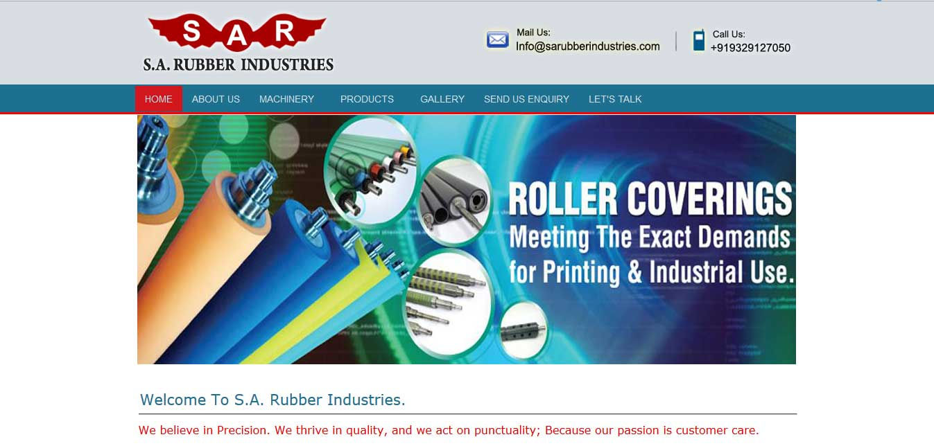 SA Rubber Industries