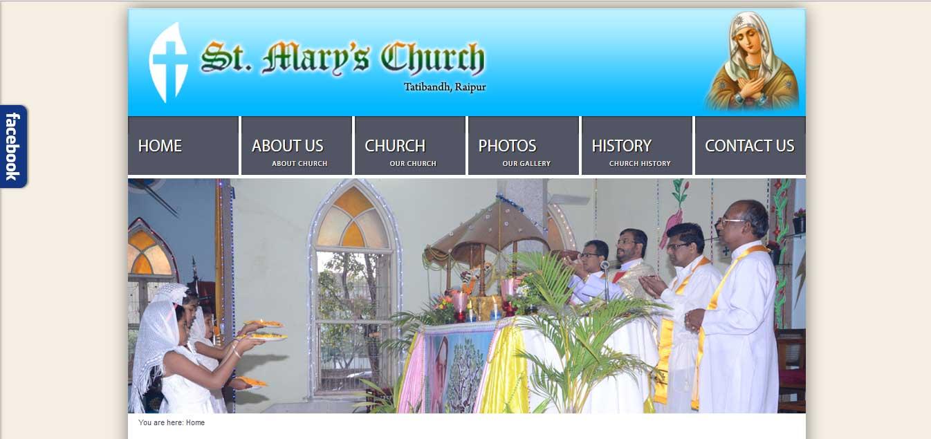 St Mary's Tatibandh