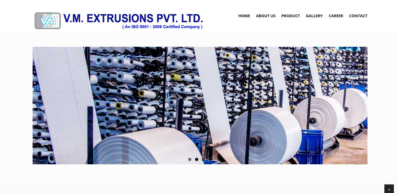 V M Extrusions Pvt. Ltd.