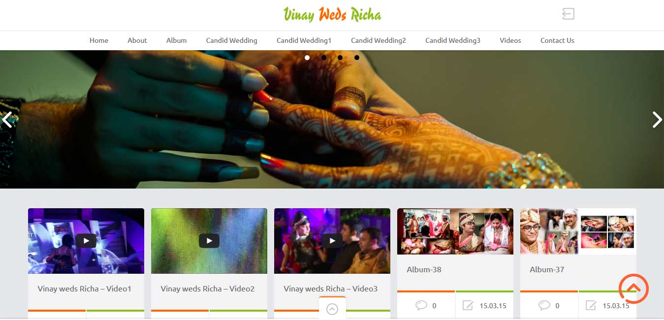 Vinay Weds Richa