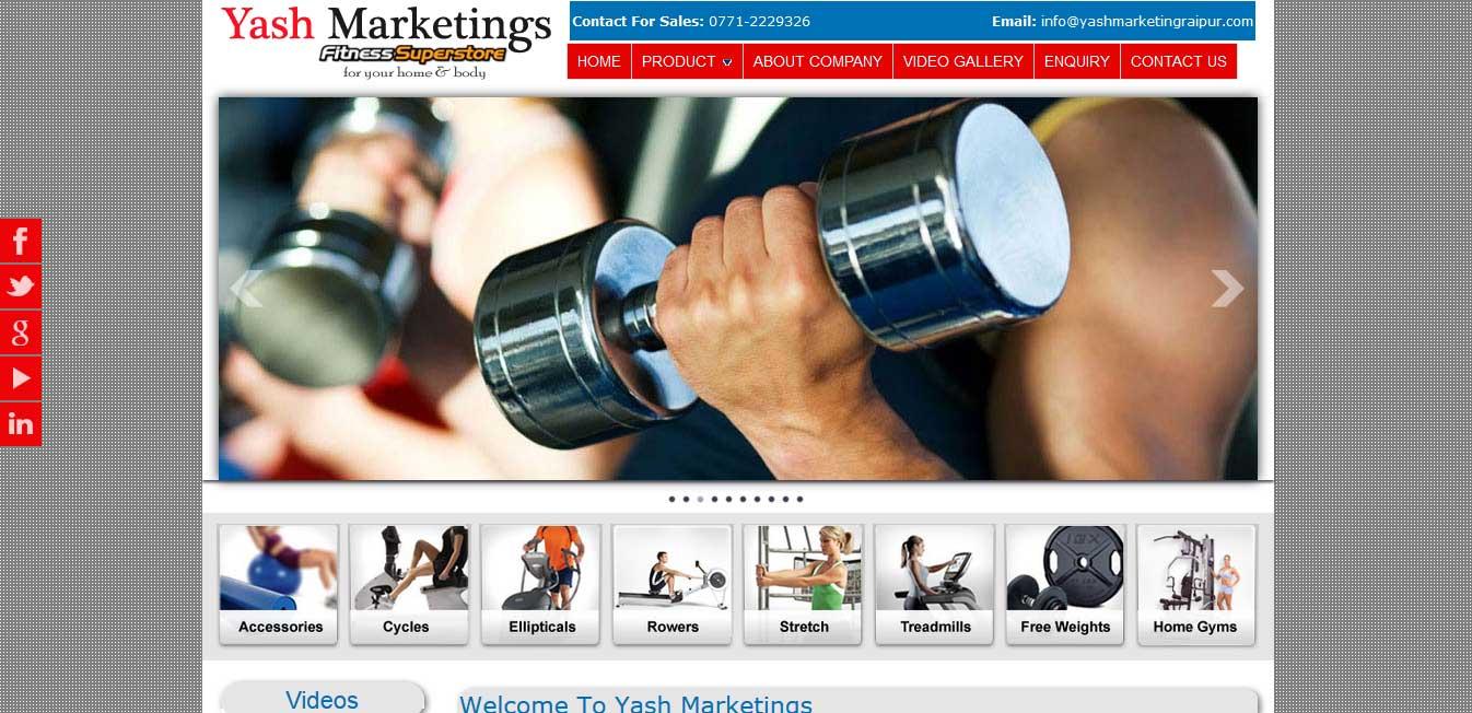 Yash Marketing