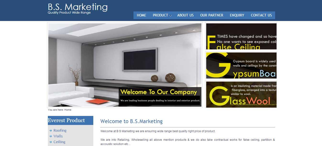 B S Marketing