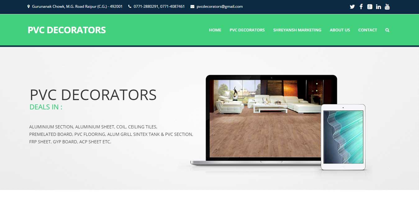 PVC Decorators