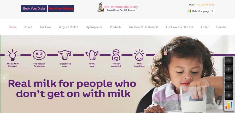 Shri Krishna Milk Dairy