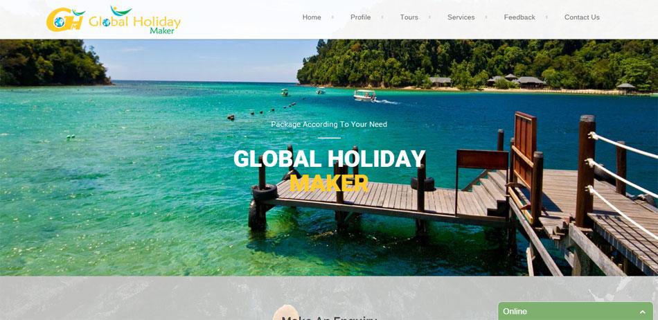 Global Holiday Maker