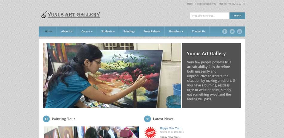 Yunus Art Gallery