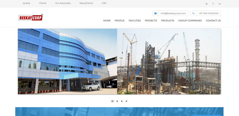 Beekay Engineering Corporation